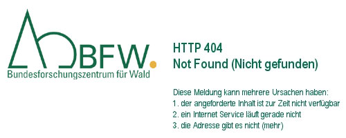 HTTP404: Die Seite, die aufgerufen wurde, ist gerade offline oder sie existiert nicht.