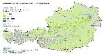 Gesamt-Laubholzvorrat in Österreich in vfm