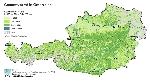 Gesamt-Vorrat in Österreich in vfm